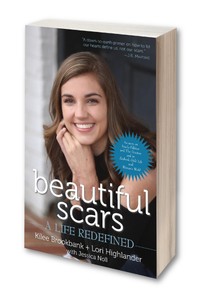 Beautiful Scars by Kilee Brookbank