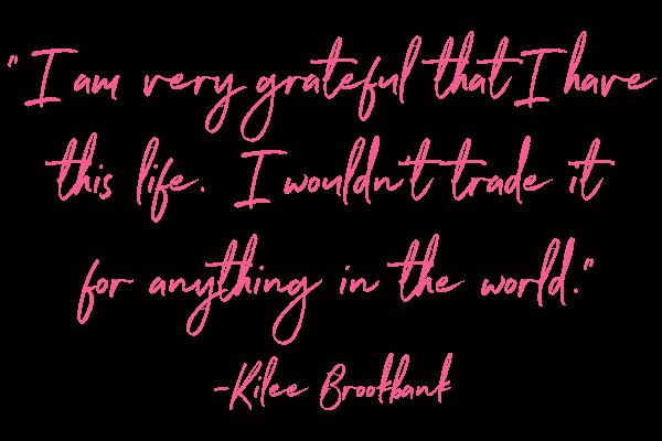 About Kilee Brookbank