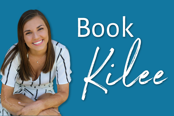 Book Kilee Brookbank as your next presenter